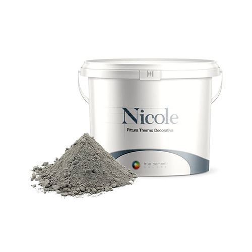 Никол - термодекоративен продукт
